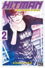Hitman T2, manga chez Pika de Seo