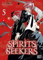 Spirit seekers T5, manga chez Pika de Onigunsô