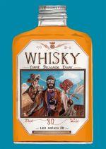 Whisky, bd chez Les arènes de Carrié, Delalande, Douay, Lerolle