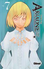 Ariadne l'empire céleste T7, manga chez Glénat de Yagi