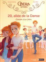 20, allée de la danse T3 : L'ombre d'un frère (0), bd chez Jungle de Barféty, Studio yellowhale, Ngo, Di giammarino