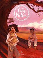 Lulu et Nelson T2 : Le Royaume des lions (0), bd chez Soleil de Girard, Omont, Neyret