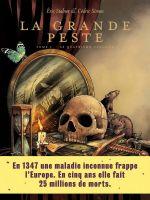 La Grande peste T1 : Le quatrième cavalier (0), bd chez Les arènes de Simon, Stalner, Palescandolo