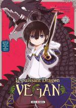 Le puissant dragon végan T2, manga chez Soleil de Enomoto, Muro