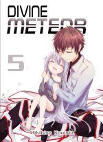 Divine meteor T5, manga chez Komikku éditions de Konishi