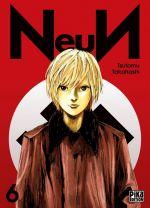 NeuN T6, manga chez Pika de Takahashi