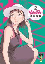 Yawara ! T2, manga chez Kana de Urasawa