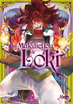 La malédiction de Loki T6, manga chez Delcourt Tonkam de Hachi