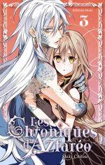Les chroniques d'Azfaréo T3, manga chez Akata de Chitose