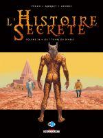 L'histoire secrète T36 : Les 7 tours (0), bd chez Delcourt de Pécau, Kordey, Anubis