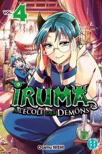 Iruma à l'école des démons T4, manga chez Nobi Nobi! de Nishi