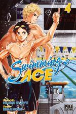 Swimming ace T4, manga chez Pika de Inoryu, Hoshi