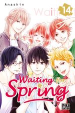 Waiting for spring T14, manga chez Pika de Anashin