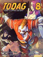 Todag - Tales of demon and gods T8, manga chez Nazca de Mad snail, Ruotai
