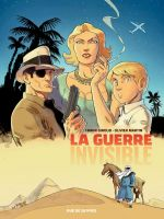 La Guerre invisible T1 : L'agence (0), bd chez Rue de Sèvres de Giroud, Martin, Georges