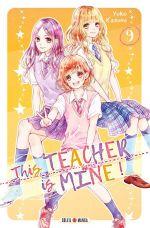 This teacher is mine  T9, manga chez Soleil de Kasumi