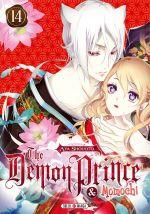 The demon prince & Momochi T14, manga chez Soleil de Shouoto