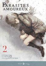 Parasites amoureux  T2, manga chez Delcourt Tonkam de Miaki, Hotate