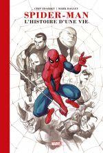 Spider-Man l'histoire d'une vie , comics chez Panini Comics de Zdarsky, Bagley, d' Armata, Marini