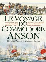 Le Voyage du Commodore Anson, bd chez Futuropolis de Perrissin, Blanchin