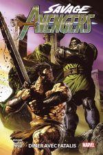 Savage Avengers  T2 : Dîner avec Fatalis (0), comics chez Panini Comics de Duggan, Garney, Jacinto, Zircher, Milla, Bonvillain, Tartaglia, Giangiordano