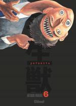 Parasite – Edition originale, T6, manga chez Glénat de Iwaaki