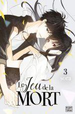 Le jeu de la mort T3, manga chez Delcourt Tonkam de Sora