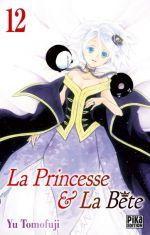 La princesse et la bête T12, manga chez Pika de Tomofuji