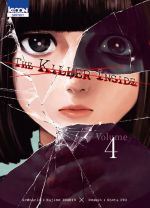 The killer inside T4, manga chez Ki-oon de Inoryu