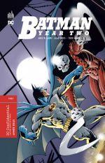 Batman Year two, comics chez Urban Comics de Barr, Bingham, McFarlane, Davis, Ziuko, Vasquez, Oliff, Badilla