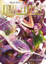 Final fantasy lost stranger T6, manga chez Mana Books de Minase, Kameya