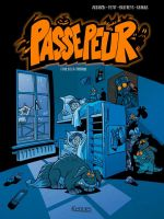 Passepeur T1 : 1 rue de la trouille (0), bd chez Kennes éditions de Bultreys, Krings, Smulkowski