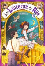 La lanterne de Nyx  T6, manga chez Glénat de Takahama