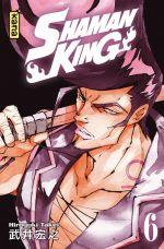 Shaman King – Star edition, T6, manga chez Kana de Takei