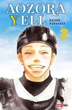 Aozora yell T2, manga chez Panini Comics de Kawahara