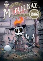 Mutafukaz 1886 T1, comics chez Ankama de Run, Hutt
