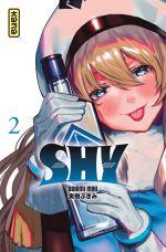 Shy T2, manga chez Kana de Bukimi