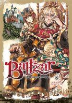 Baltzar T8, manga chez Meian de Nakajima