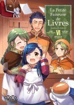 La petite faiseuse de livres T6, manga chez Ototo de Kazuki, Suzuka