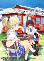 Le jour où j'ai décidé d'envahir la Terre T5, manga chez Ototo de Ogawa