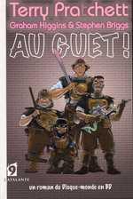 Au guet !, comics chez L'Atalante de Briggs, Pratchett, Briggs