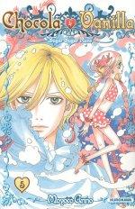 Chocola & Vanilla T5, manga chez Kurokawa de Anno