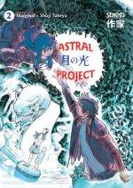 Astral Project T2, manga chez Casterman de Takeya, Marginal