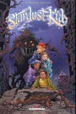 Stardust kid, comics chez Delcourt de de Matteis, Ploog, Bell