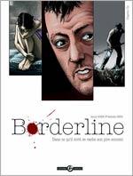 Borderline T1 : Les mots de la nuit (0), bd chez Bamboo de Robin, Berr, Lagrange
