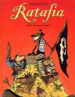 Ratafia T4 : Dans des coinstots bizarres (0), bd chez Milan de Pothier, Salsedo, Salsedo