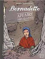Bernadette, affaire non classée, bd chez Edifa - Mame de Brunor, Bar, Gilles
