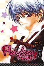Playboy café T2, manga chez Soleil de Oda