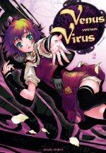 Venus versus Virus T2, manga chez Soleil de Suzuki