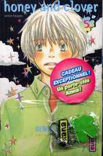 Honey and clover T5, manga chez Kana de Chica